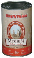 BREWFERM Malt Extract Medium 1.5 Kg
